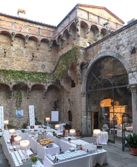 Castello offre stage di 6 mesi