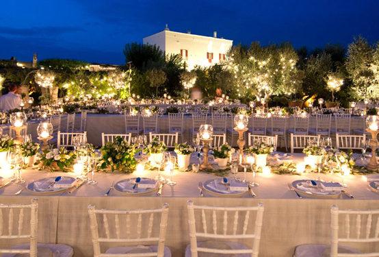 Il trend crescente dei matrimoni in Puglia