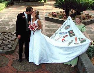Mi sposo con lo sponsor!