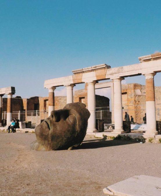 MITORAJ: 30 sculture a Pompei
