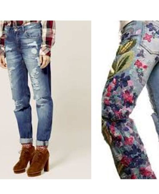 Blue jeans? Questione di stile!