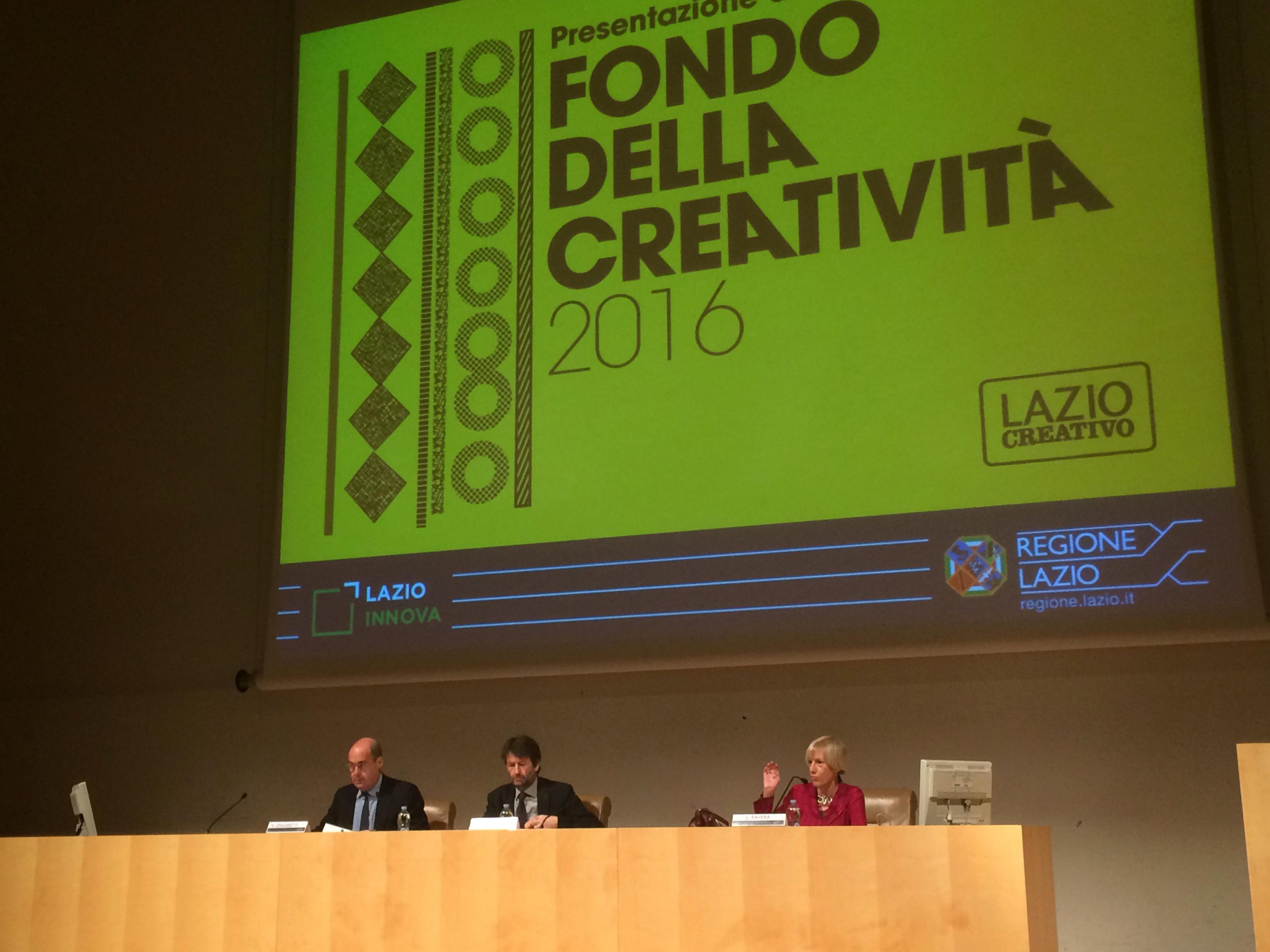 1,2 milioni di euro per il bando STARTUP CULTURALI E CREATIVE 2016