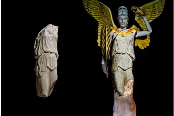 Athena Nike: la vittoria della Dea