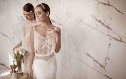 Tendenza sposa 2016: abiti cropped