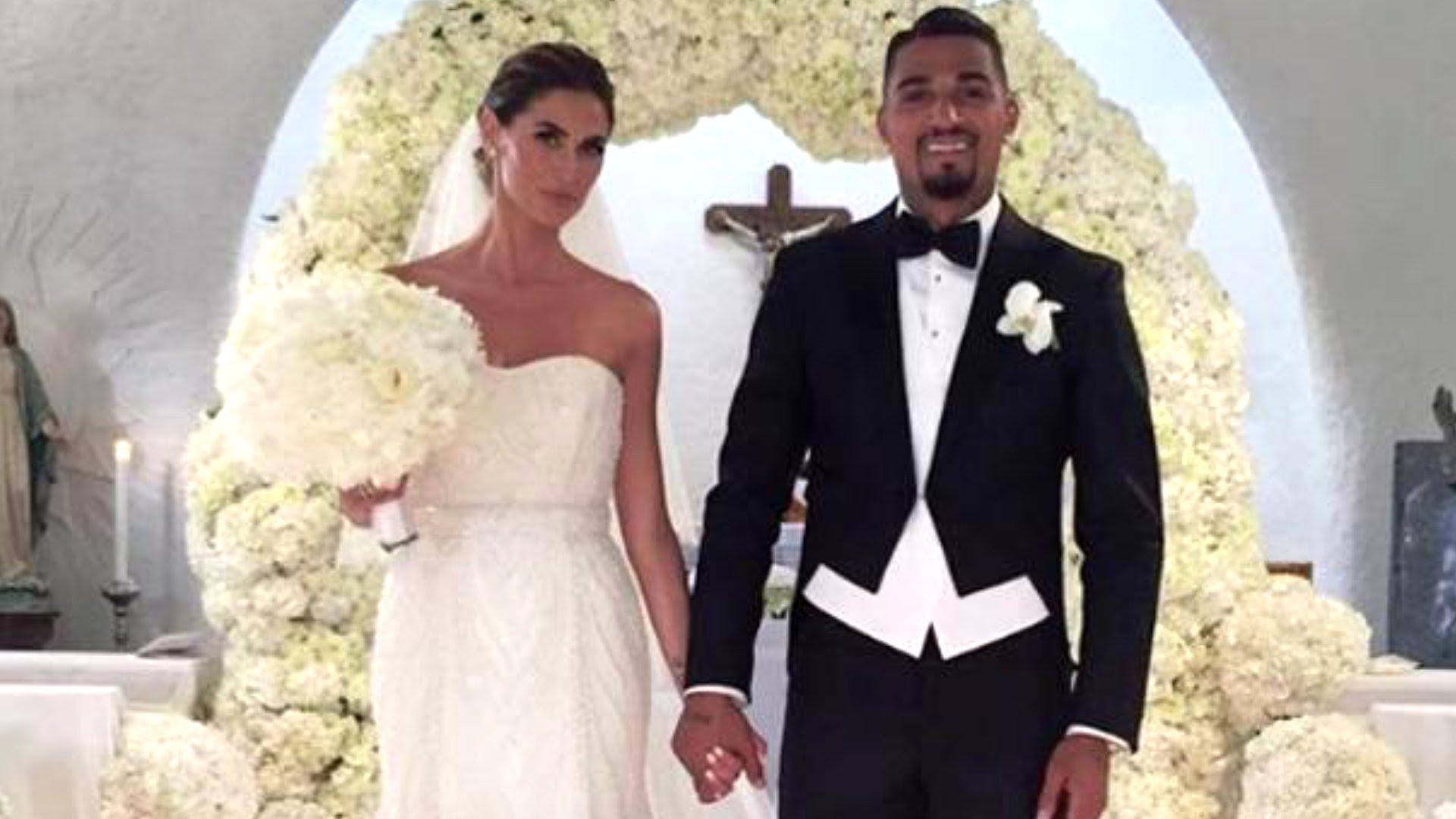 Matrimonio Satta-Boateng: i commenti (ironici) del web