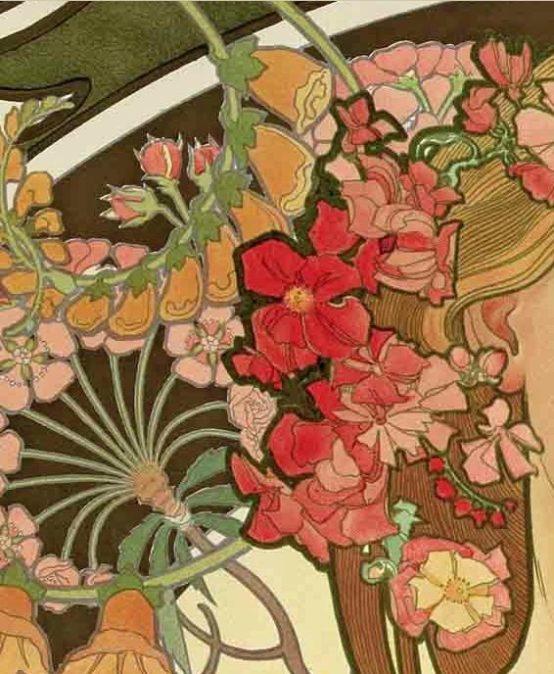 Alphonse Maria Mucha: la sua grandezza nell'Art Nouveau