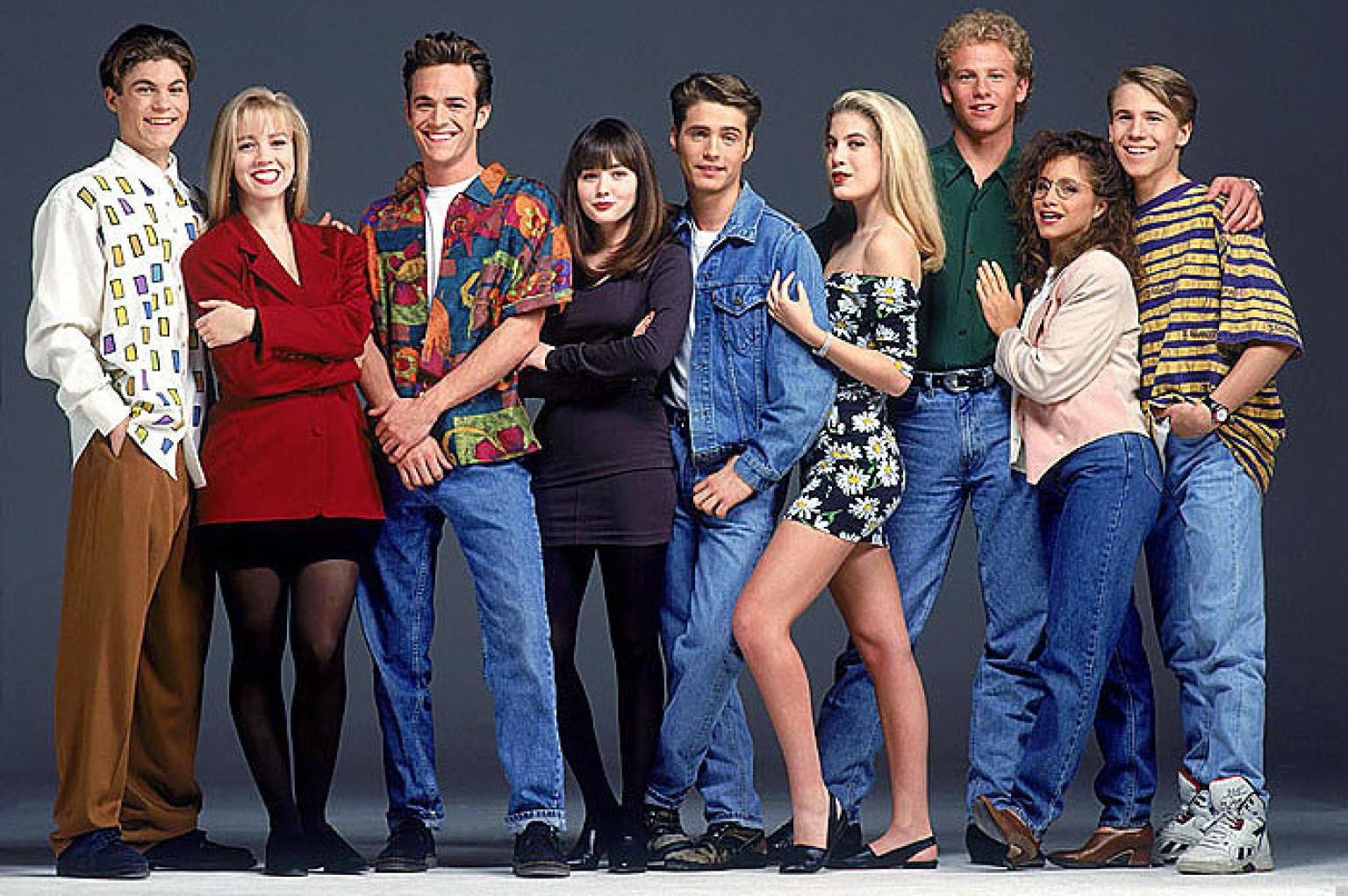 Beverly Hills 90210. La moda ritorna
