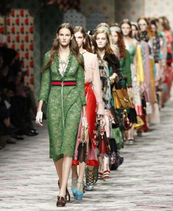 La Milano fashion week