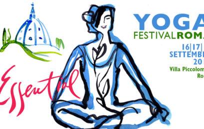 A settembre Yogafestival