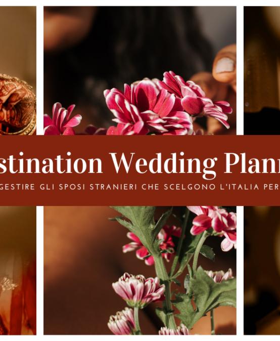 Destination Wedding Planner (corso online)